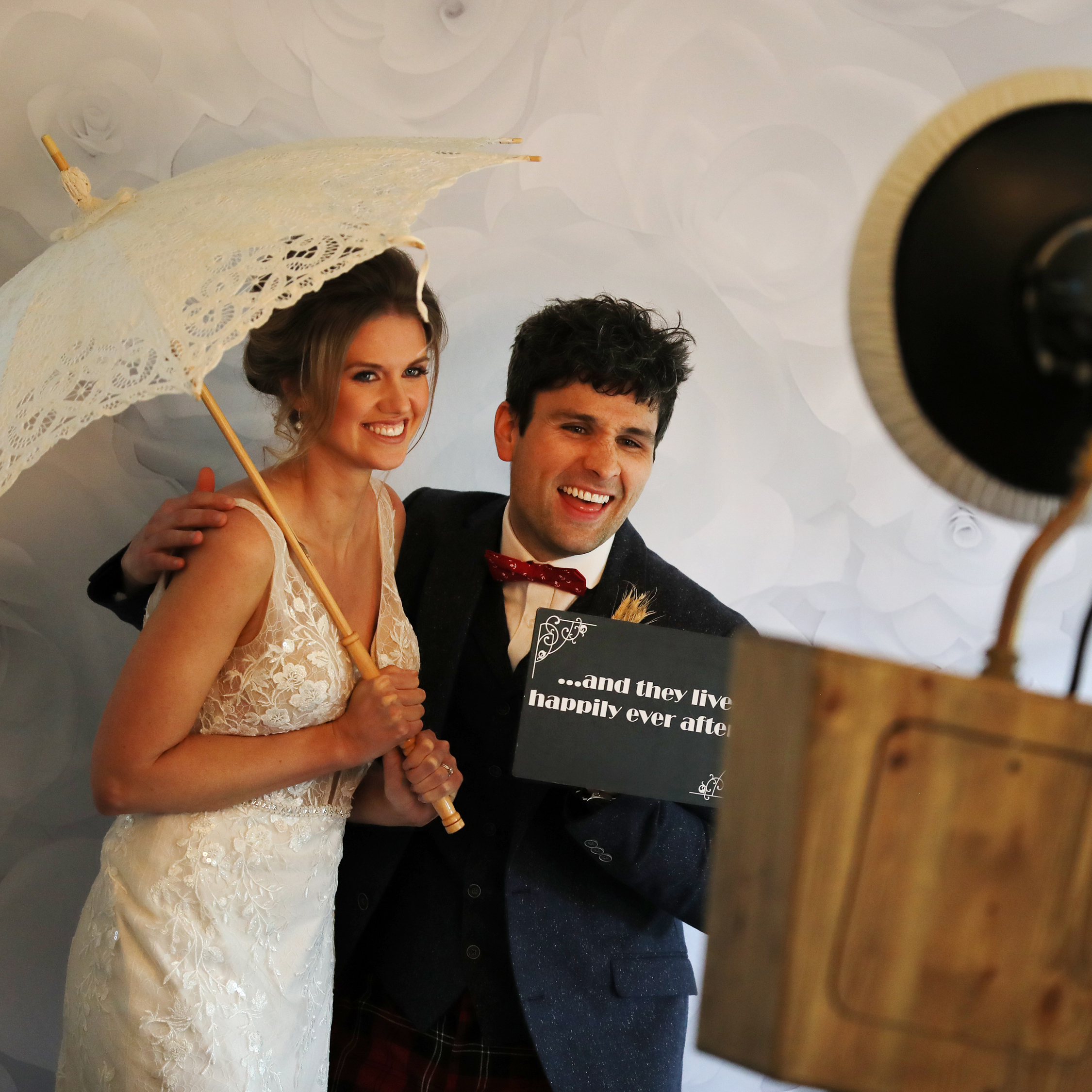 BeUnveiled, Wotton House recommended Surrey photobooth supplier