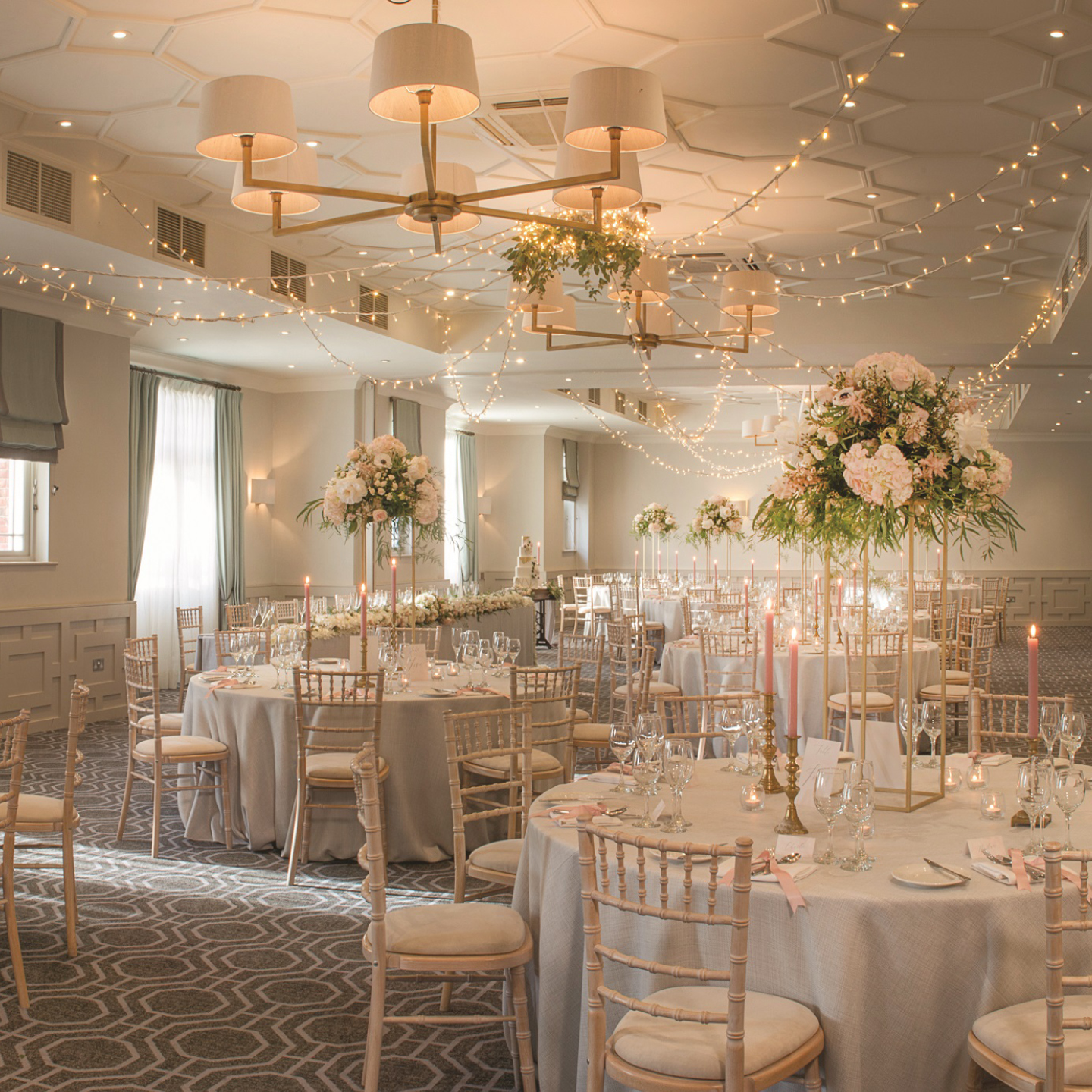 Evelyn suite at Wotton House wedding