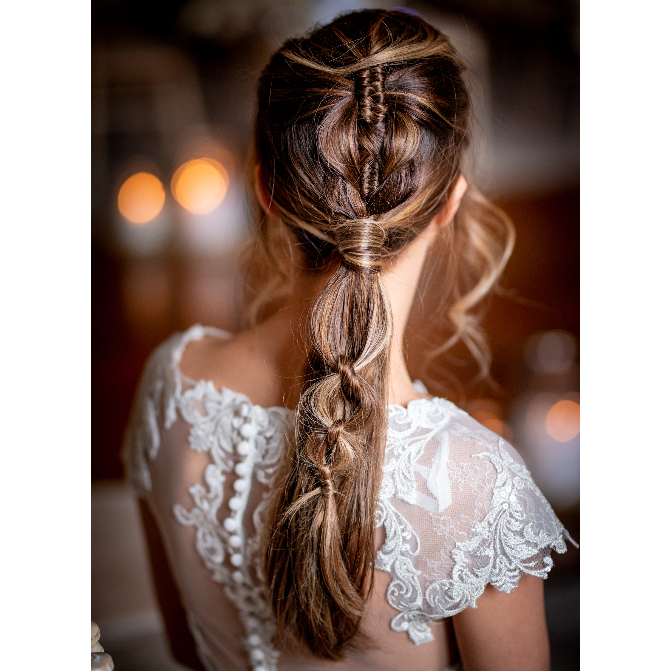 Hayley B Weddings, Wotton House recommended supplier, Surrey bridal hair