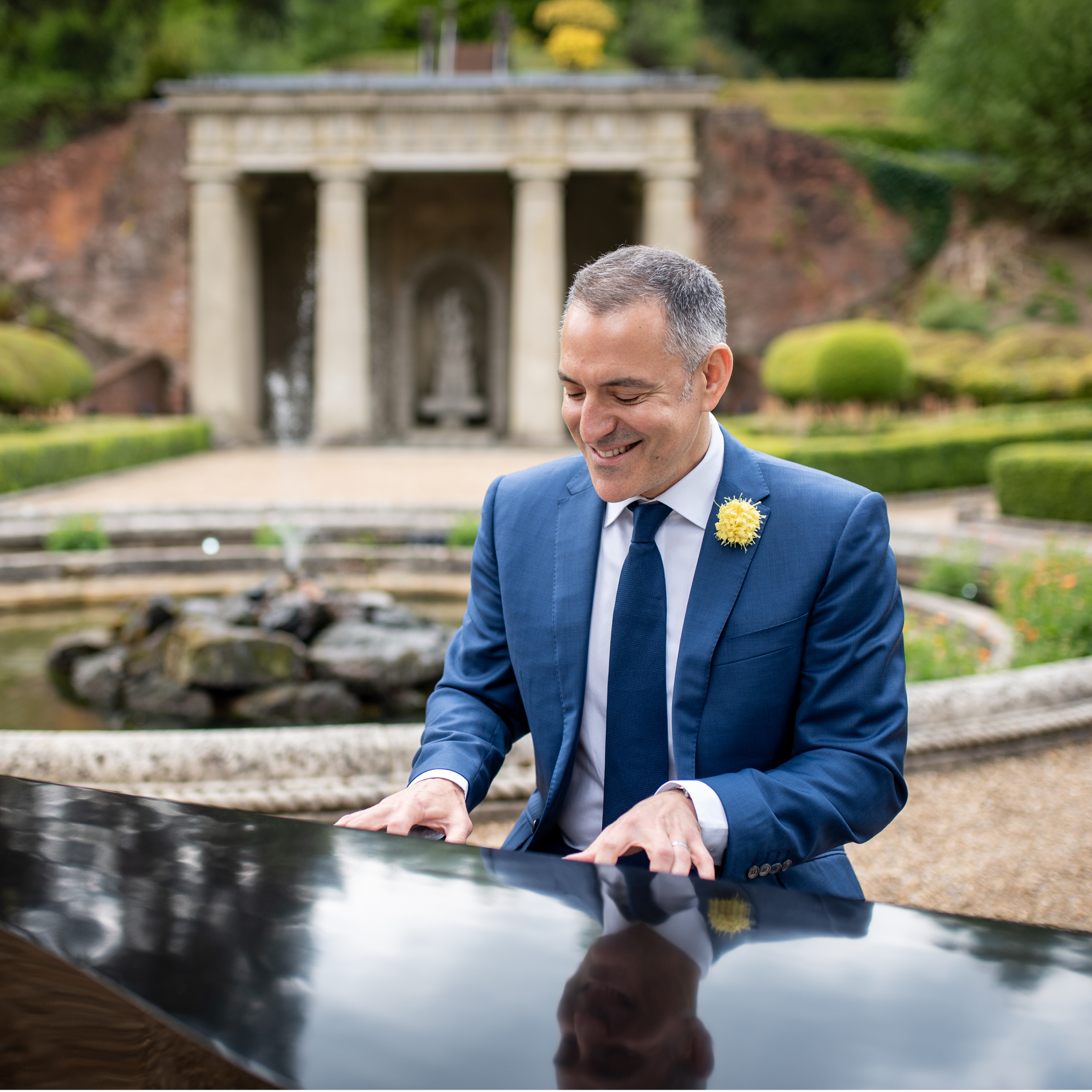 Hayley B Weddings, Wotton House recommended supplier, Surrey pianist