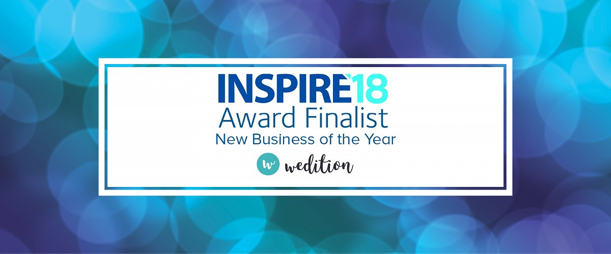 Inspire '18 New Business of the Year Finalist