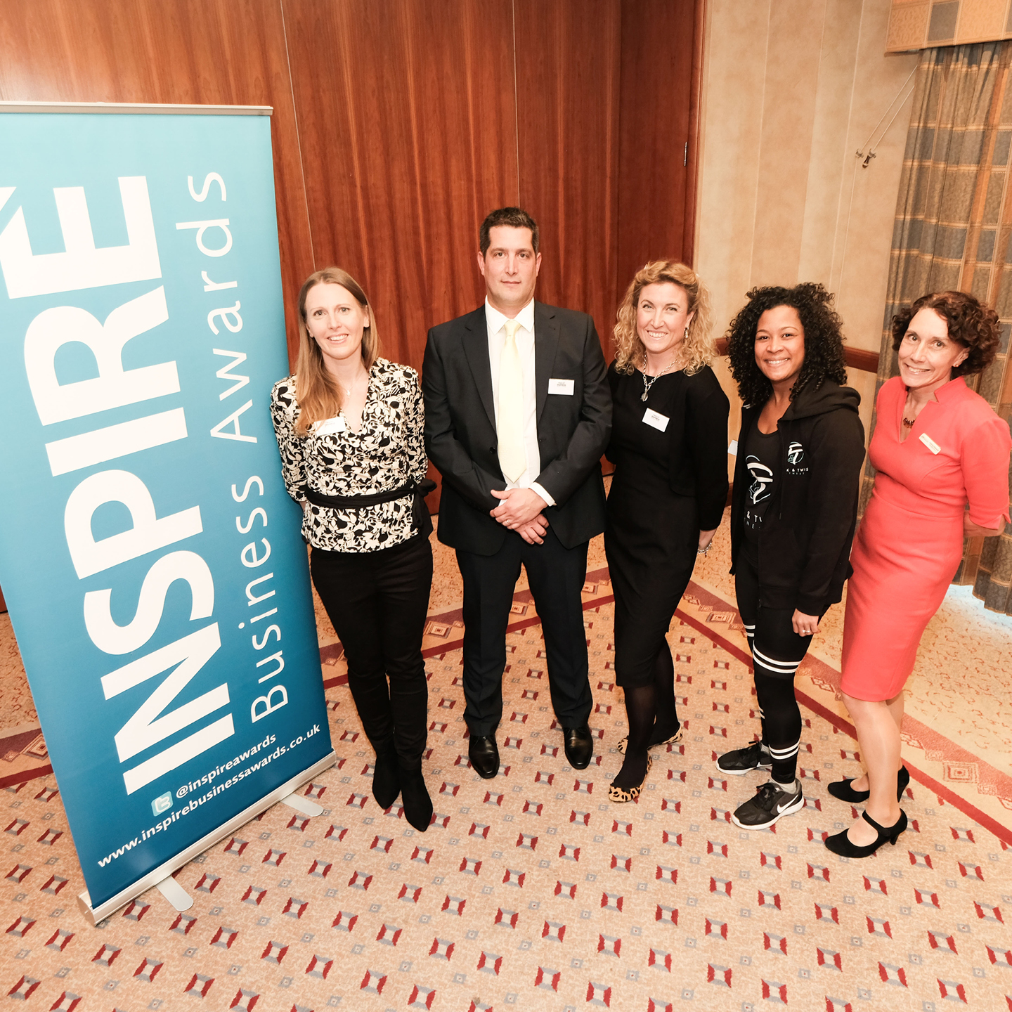 Inspire Business Awards new business of the year finalists