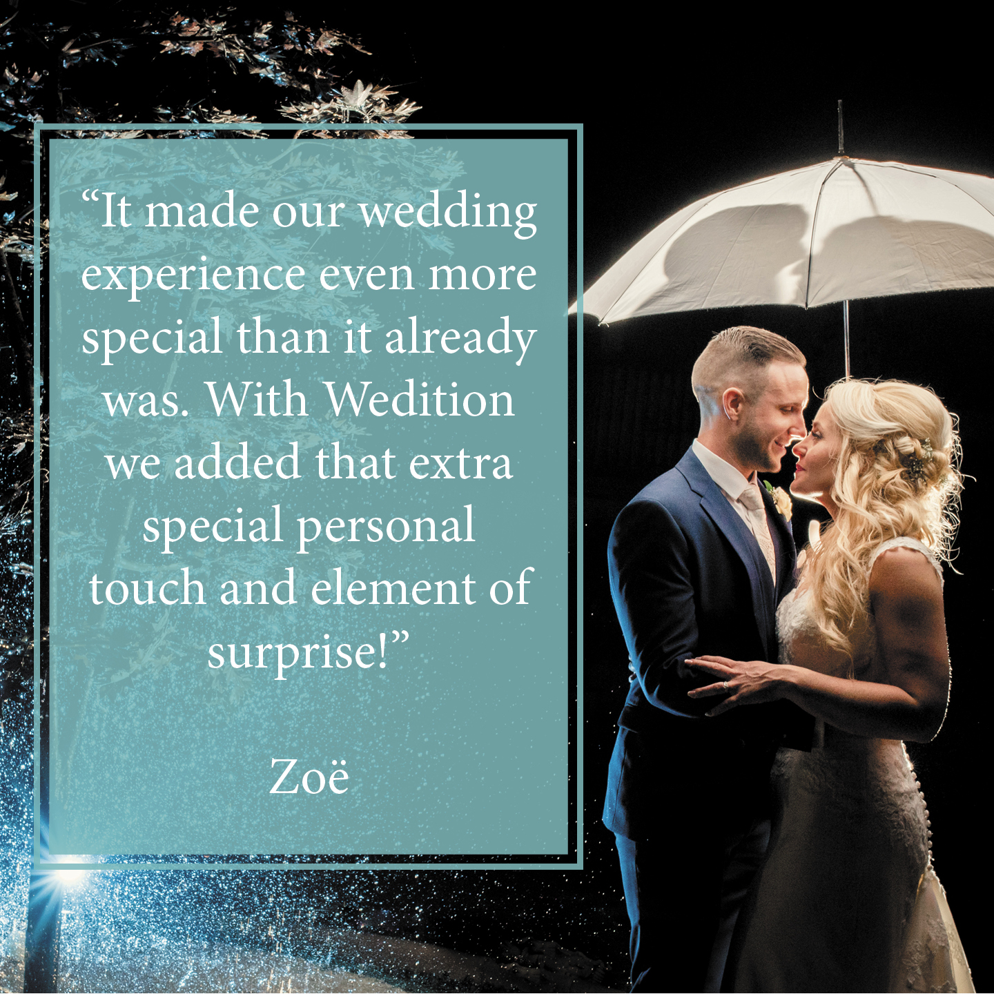 Make your wedding more special