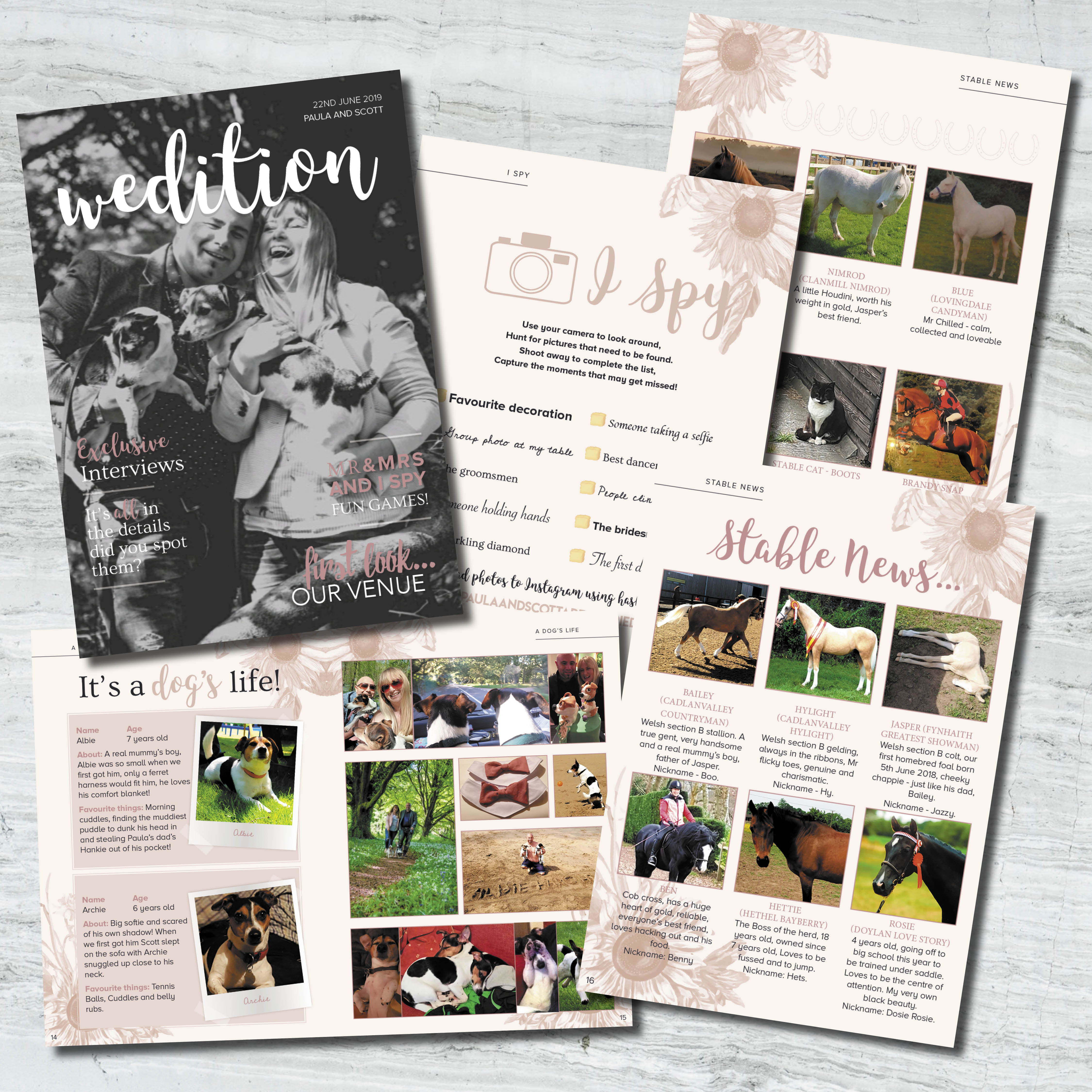 animal wedding stationery, Making your pet a memorable part of your wedding day, dogs horses cat at weddings