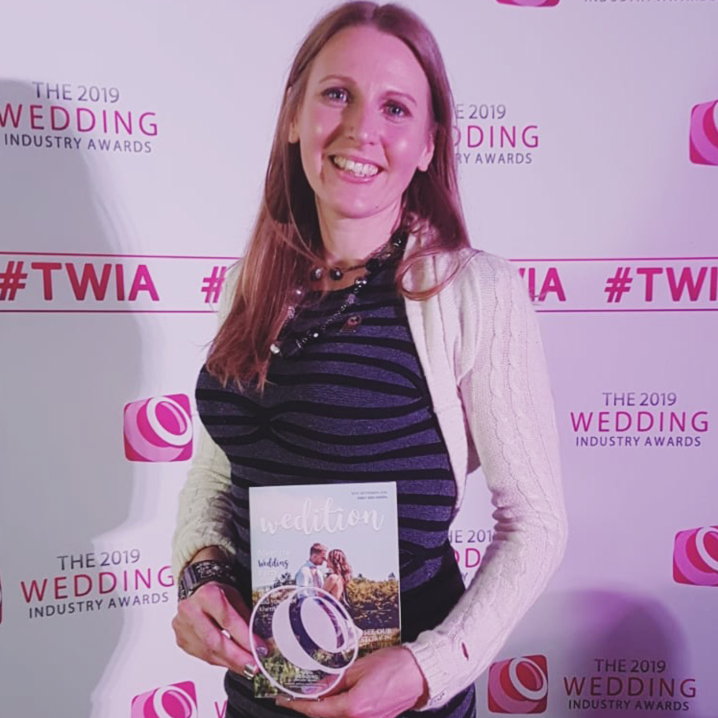 TWIA19 special touch winner Wedition