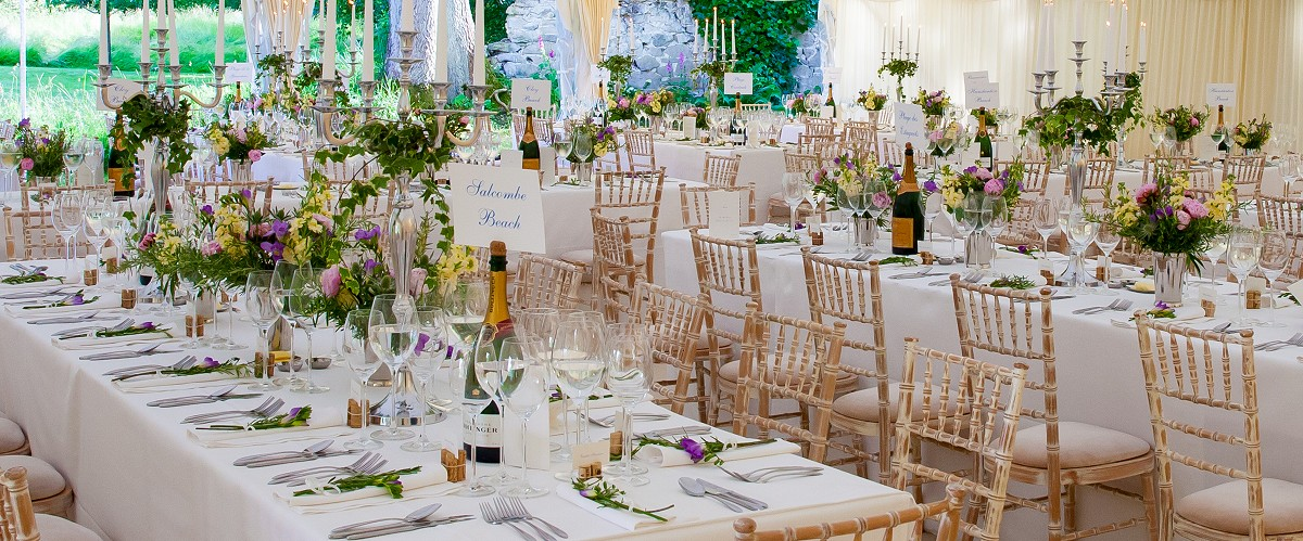 Wedding Ideas for Table Names