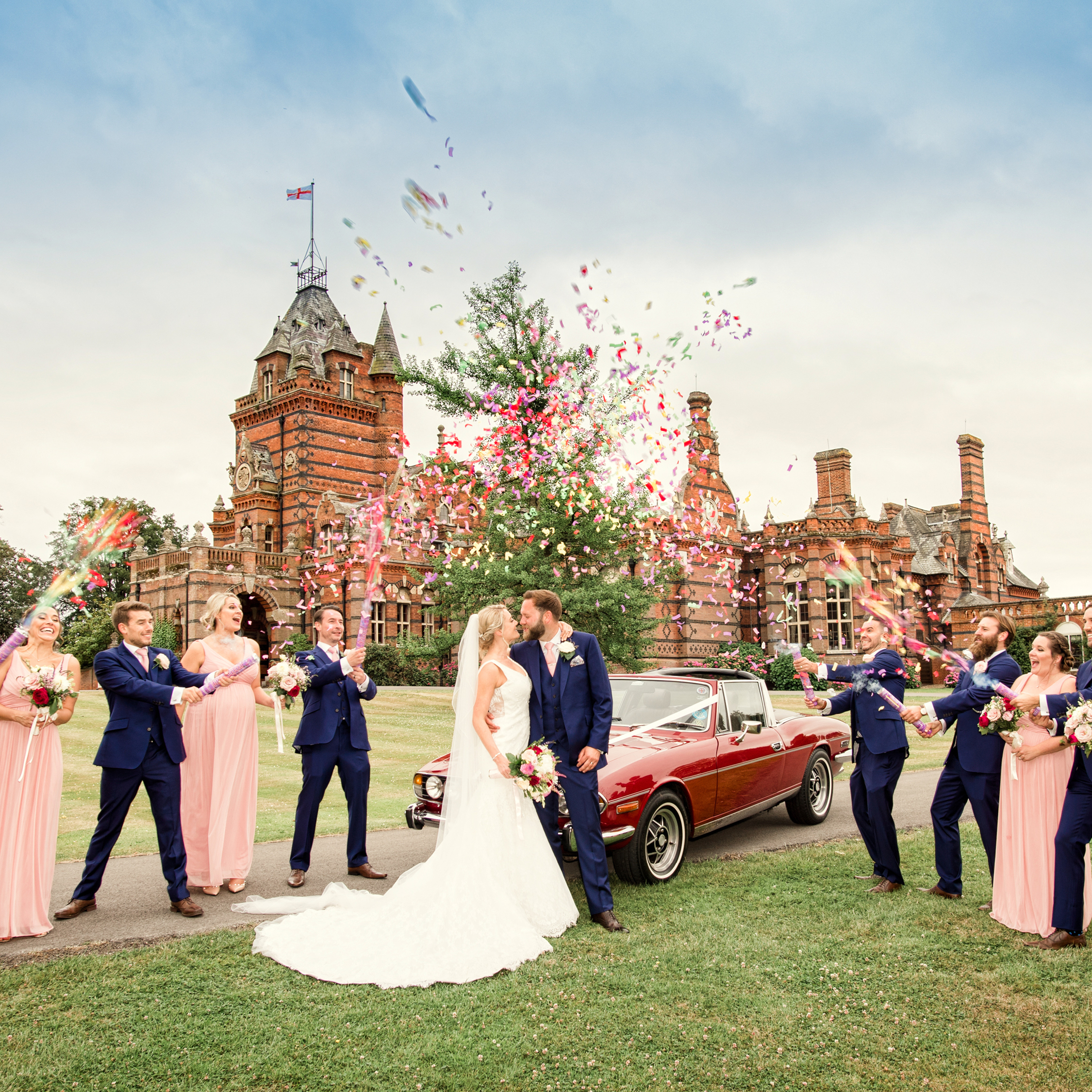 Win a wedding the elvetham