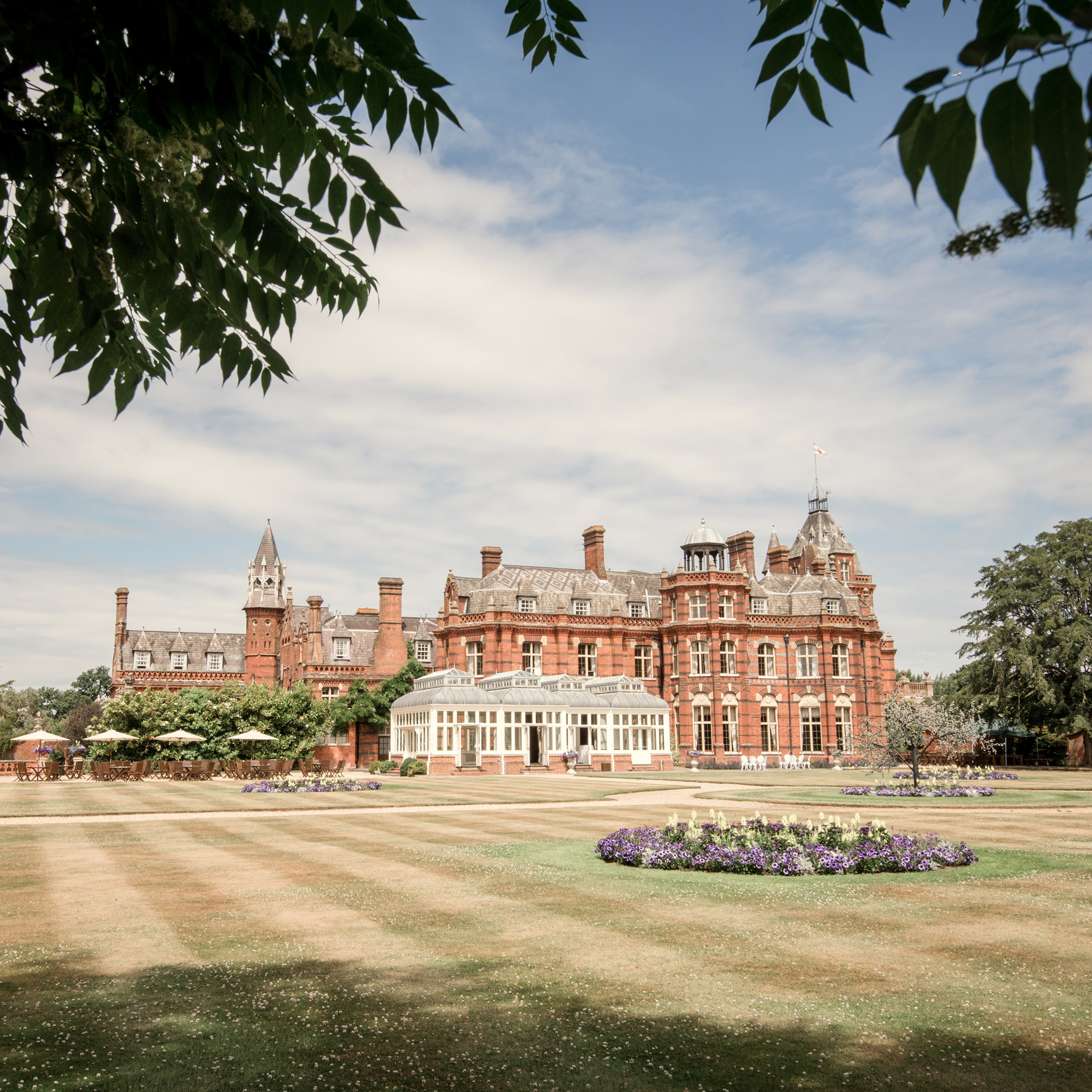 Win a wedding the elvetham hampshire venue