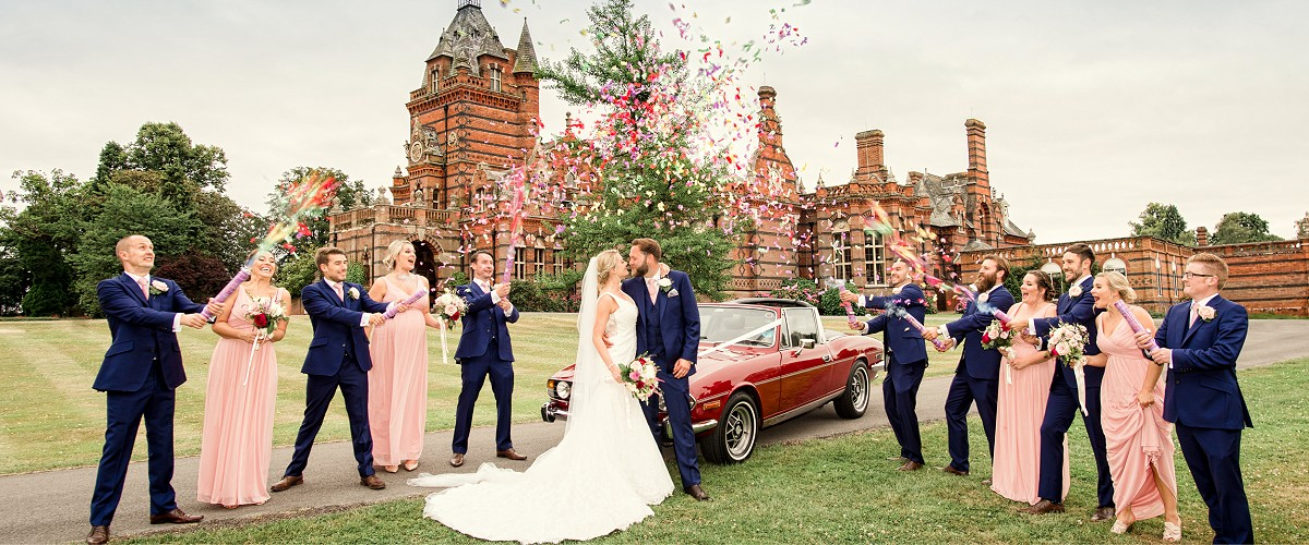 Win a wedding at The Elvetham, Hampshire
