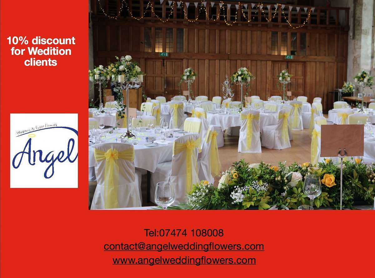 Wedding Flowers & Hire Items