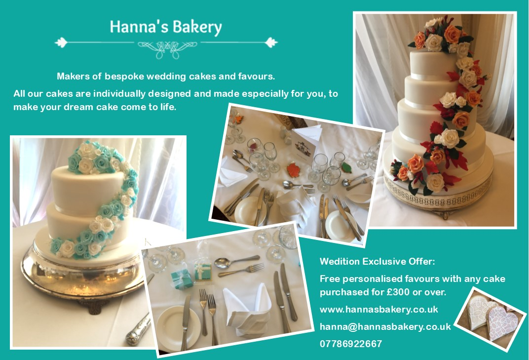 Wedding Cakes & Biscuit Favours
