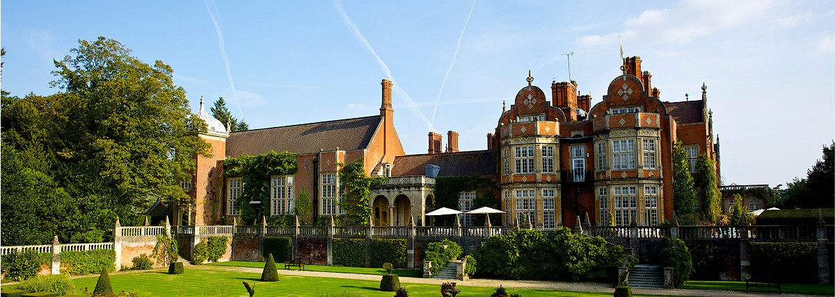 Historical Hotel Set in 66 Acres of Hampshire Parkland